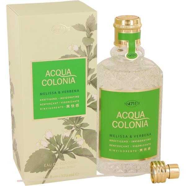 perfume 4711 Acqua Colonia Melissa & Verbena Perfume
