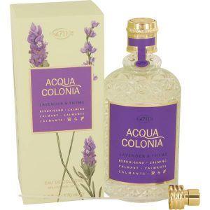 4711 Acqua Colonia Lavender & Thyme Perfume, de Maurer & Wirtz · Perfume de Mujer