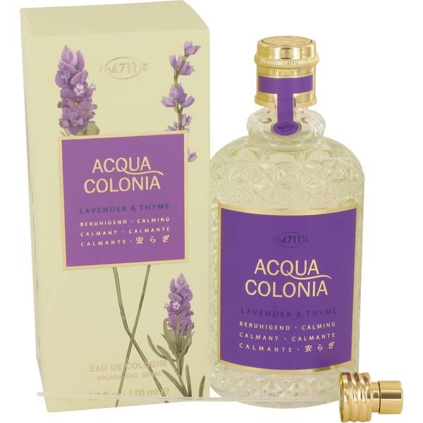 perfume 4711 Acqua Colonia Lavender & Thyme Perfume
