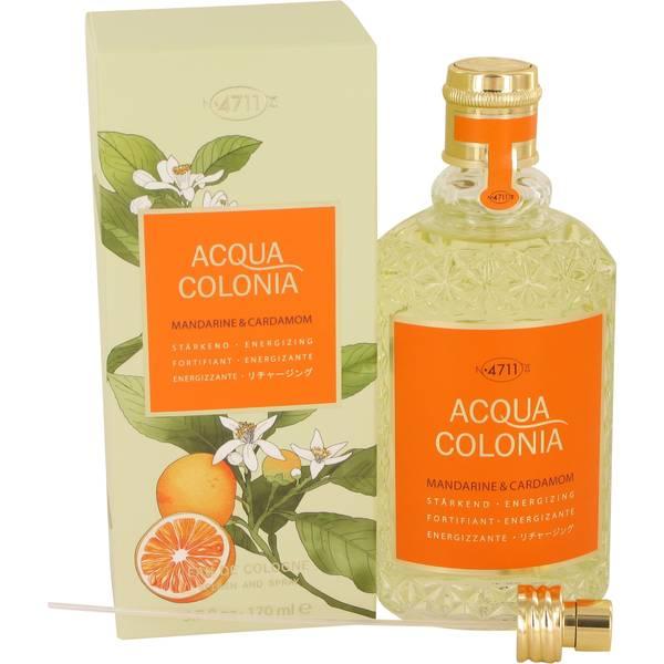 perfume 4711 Acqua Colonia Mandarine & Cardamom Perfume