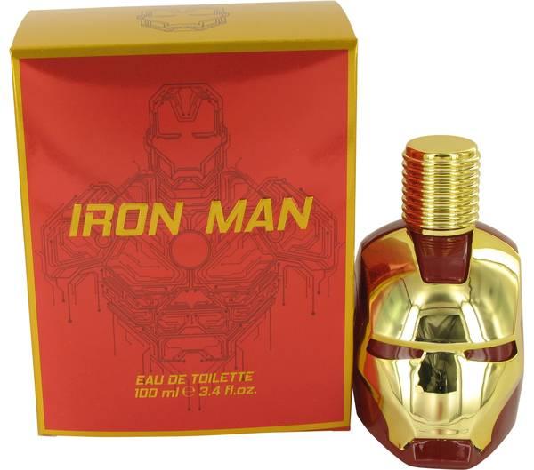 perfume Iron Man Cologne
