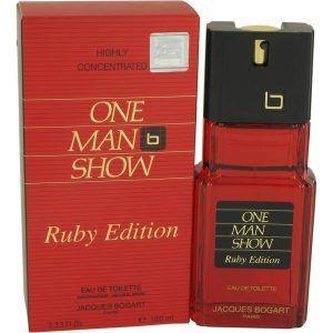 One Man Show Ru, de Jacques Bogart · Perfume de Hombre