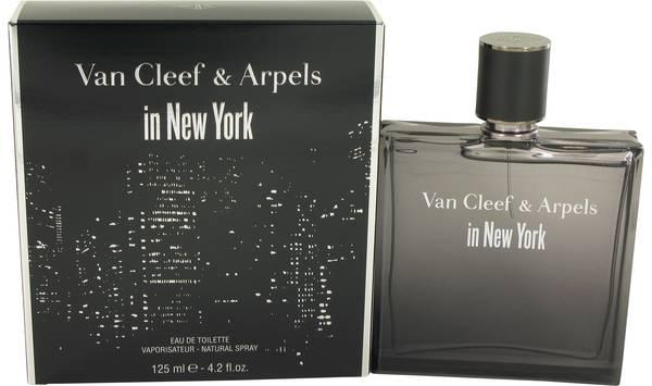 perfume Van Cleef In New York Cologne