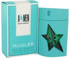 Angel Kryptomint Cologne, de Thierry Mugler · Perfume de Hombre