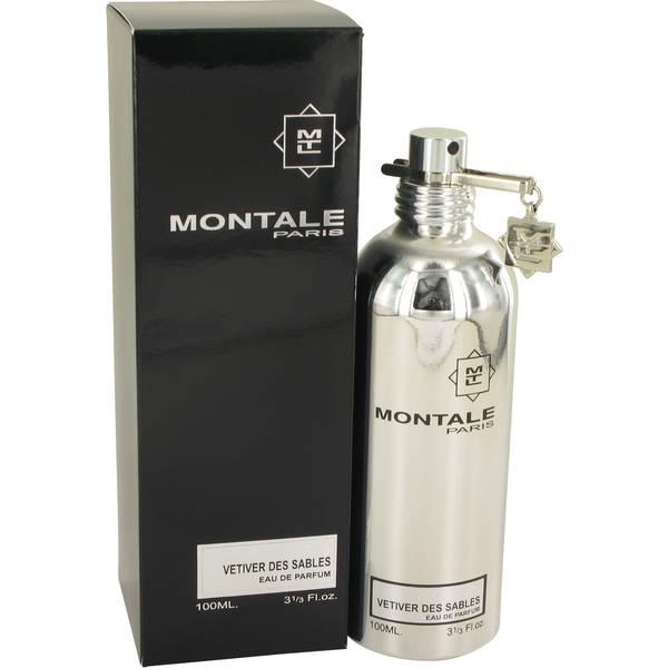 perfume Montale Vetiver Des Sables Perfume