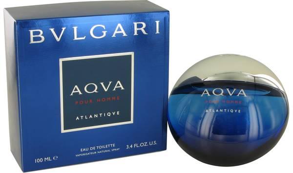 perfume Bvlgari Aqua Atlantique Cologne