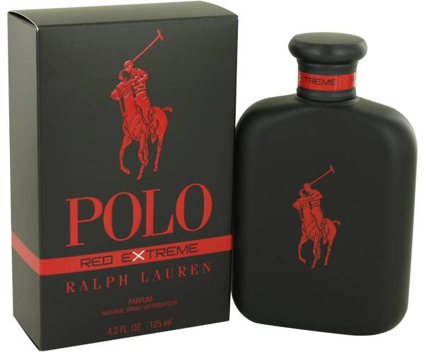 perfume Polo Red Extreme Cologne