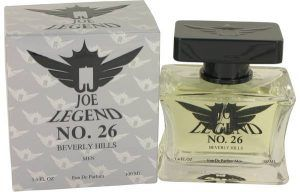 Joe Legend No. 26 Cologne, de Joseph Jivago · Perfume de Hombre