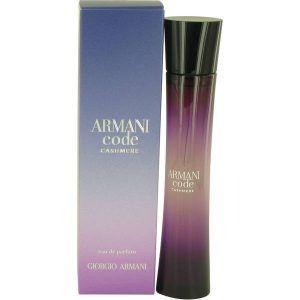 Armani Code Cashmere Perfume, de Giorgio Armani · Perfume de Mujer
