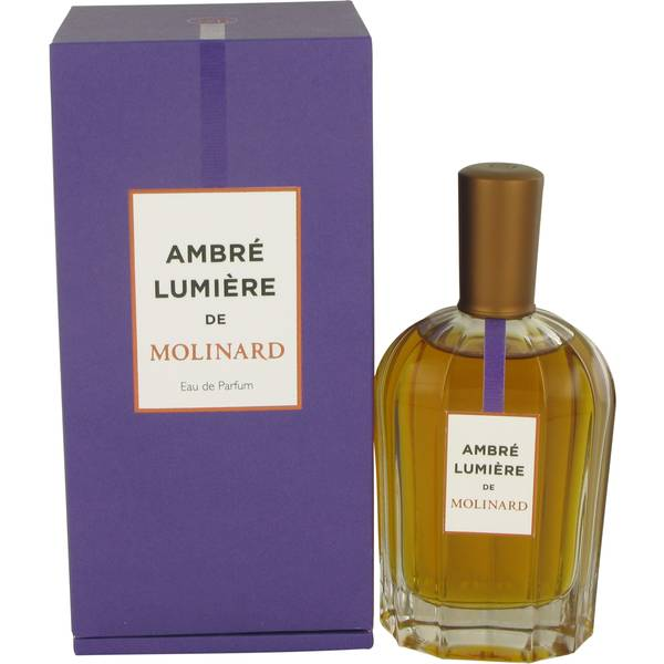 perfume Molinard Ambre Lumiere Perfume