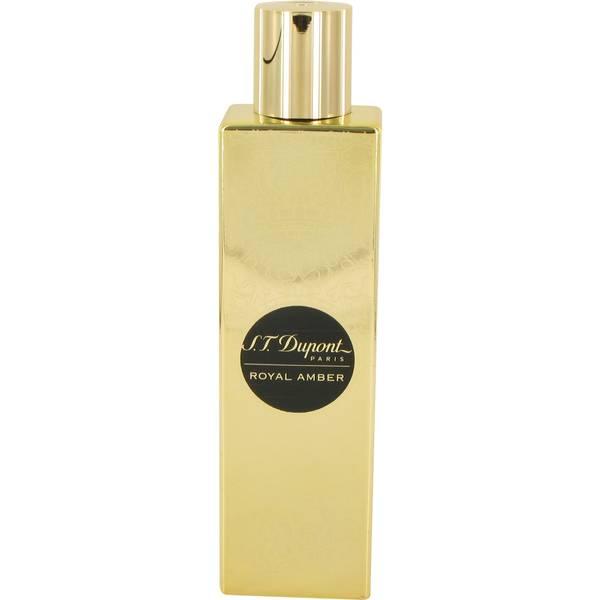 perfume St Dupont Royal Amber Perfume