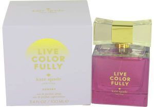Live Colorfully Sunset Perfume, de Kate Spade · Perfume de Mujer