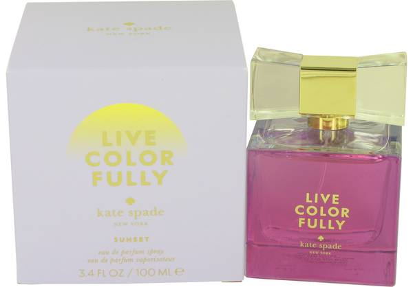 perfume Live Colorfully Sunset Perfume