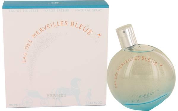 perfume Eau Des Merveilles Bleue Perfume