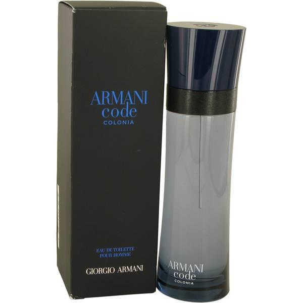 perfume Armani Code Colonia Cologne