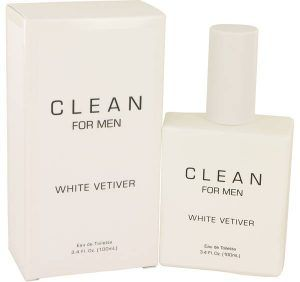 Clean White Vetiver Cologne, de Clean · Perfume de Hombre