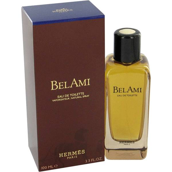 perfume Bel Ami Cologne