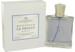 Monsieur Le Prince Elegant Cologne, de Marina De Bourbon · Perfume de Hombre