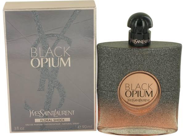 perfume Black Opium Floral Shock Perfume