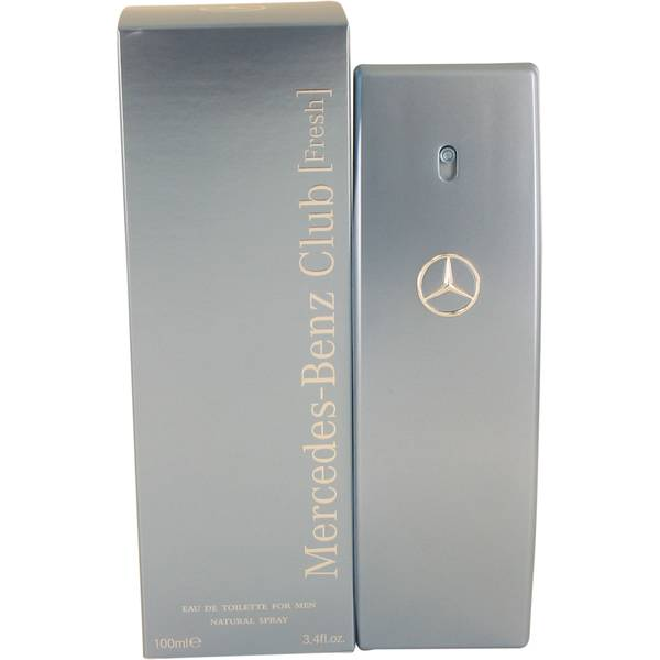 perfume Mercedes Benz Club Fresh Cologne