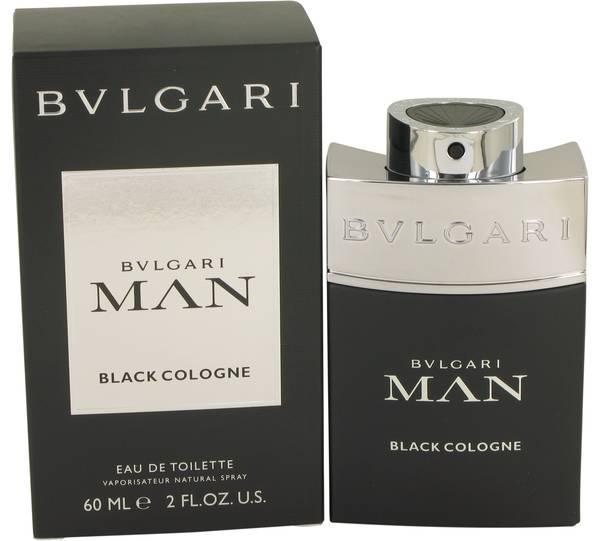 perfume Bvlgari Man Black Cologne Cologne