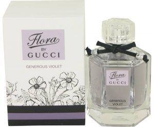 Flora Generous Violet Perfume, de Gucci · Perfume de Mujer