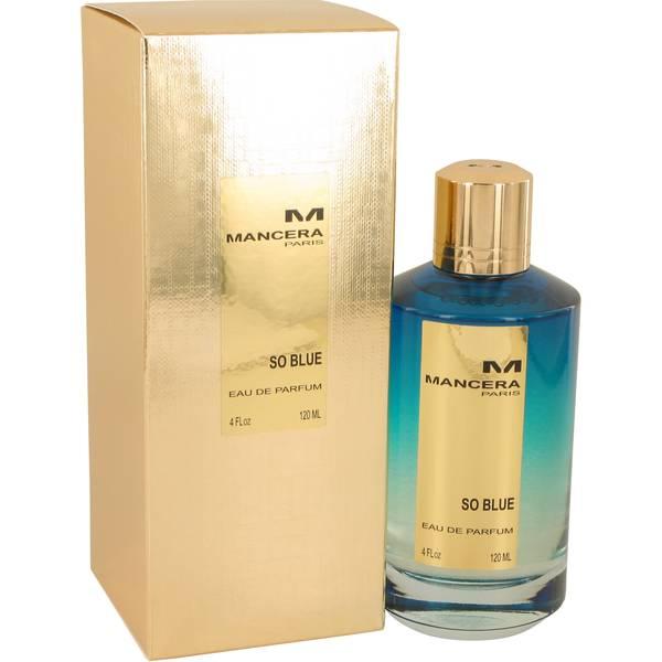 perfume Mancera So Blue Perfume