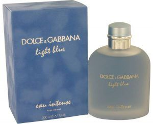 Light Blue Eau Intense Cologne, de Dolce & Gabbana · Perfume de Hombre
