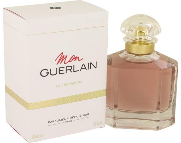 perfume Mon Guerlain Perfume