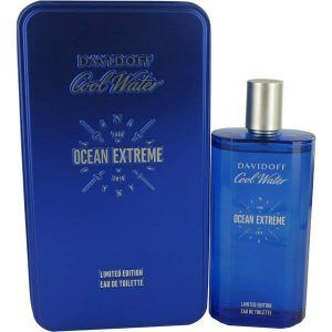 Cool Water Ocean Extreme Cologne, de Davidoff · Perfume de Hombre