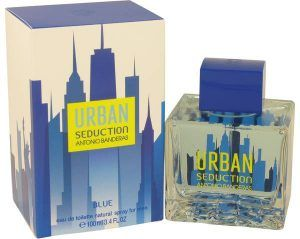Urban Seduction Blue Cologne, de Antonio Banderas · Perfume de Hombre