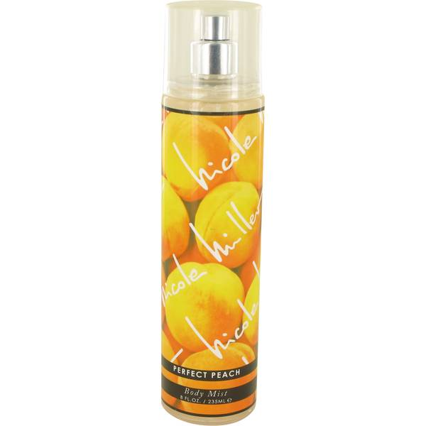 perfume Nicole Miller Perfect Peach Perfume