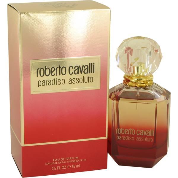 perfume Roberto Cavalli Paradiso Assoluto Perfume