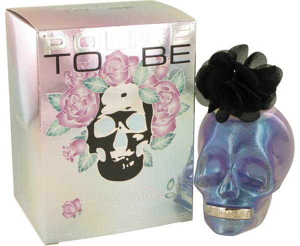 perfume Police To Be Rose Blossom Perfume