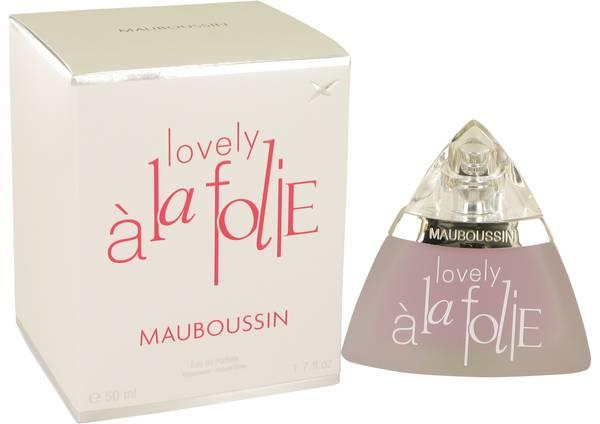 perfume Mauboussin Lovely A La Folie Perfume