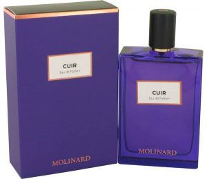Molinard Cuir Perfume, de Molinard · Perfume de Mujer