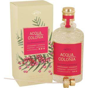 4711 Acqua Colonia Pink Pepper & Grapefruit Perfume, de Maurer & Wirtz · Perfume de Mujer