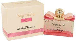 Signorina In Fiore Perfume, de Salvatore Ferragamo · Perfume de Mujer