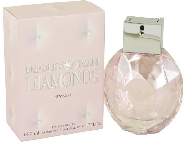perfume Emporio Armani Diamonds Rose Perfume