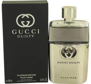 Gucci Guilty Platinum Cologne, de Gucci · Perfume de Hombre