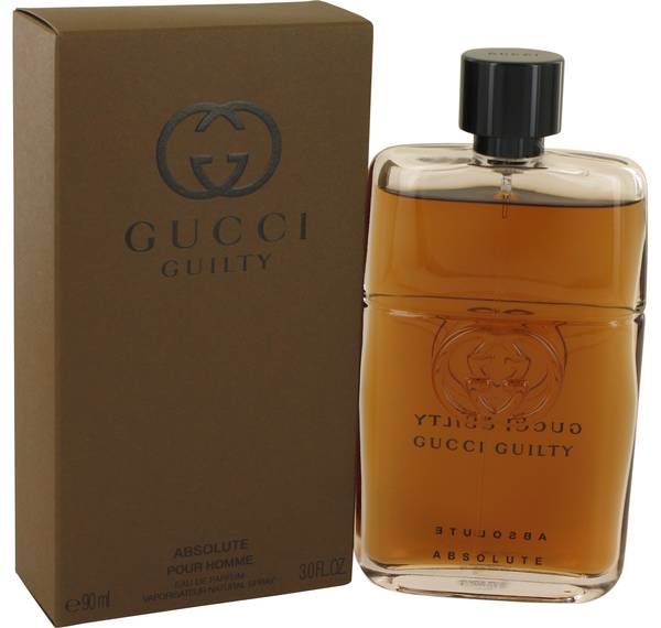 perfume Gucci Guilty Absolute Cologne