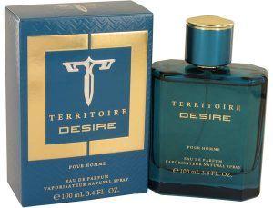 Territoire Desire Cologne, de YZY Perfume · Perfume de Hombre