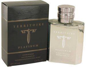 Territoire Platinum Cologne, de YZY Perfume · Perfume de Hombre