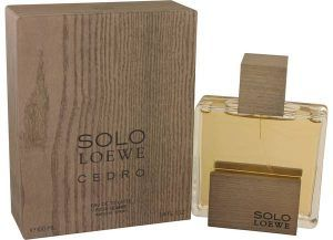 Solo Loewe Cedro Cologne, de Loewe · Perfume de Hombre