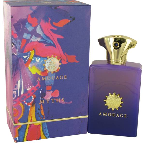 perfume Amouage Myths Cologne