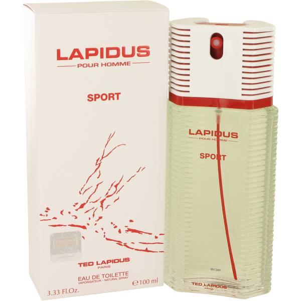 perfume Lapidus Pour Homme Sport Cologne