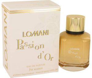 Lomani Passion D'or Perfume, de Lomani · Perfume de Mujer