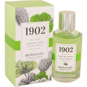 1902 Trefle & Vetiver Perfume, de Berdoues · Perfume de Mujer
