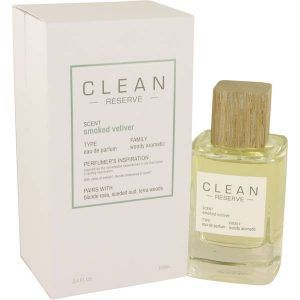 Clean Smoked Vetiver Perfume, de Clean · Perfume de Mujer