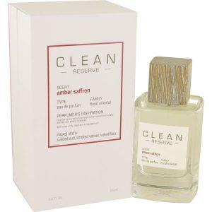 Clean Amber Saffron Perfume, de Clean · Perfume de Mujer
